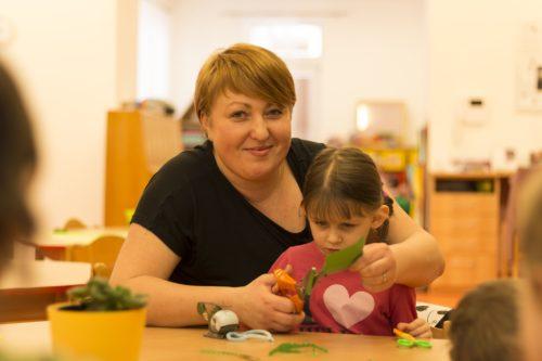 Hana Prokopcová školní asistent